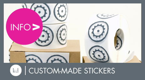 Custommade Stickers